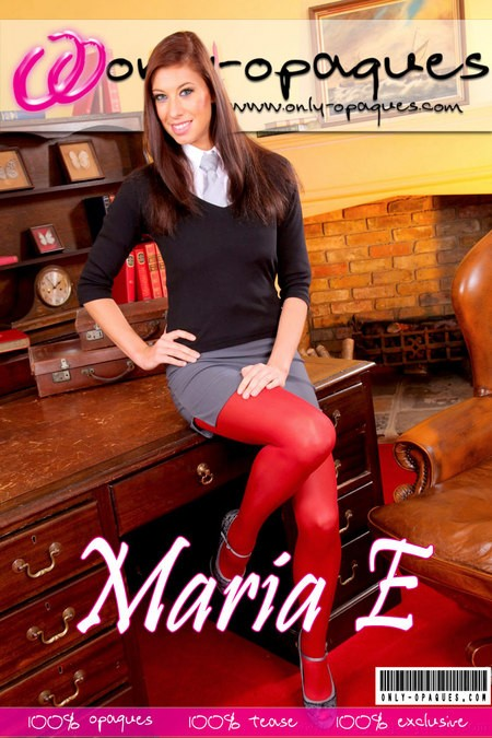 Maria E - for ONLY-OPAQUES COVERS