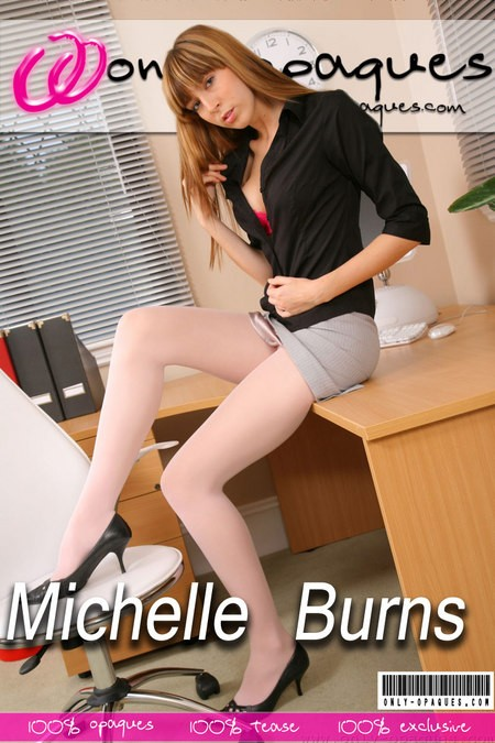 Michelle Burns - for ONLY-OPAQUES COVERS
