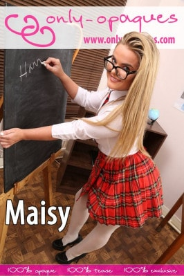 Maisy  from ONLY-OPAQUES COVERS