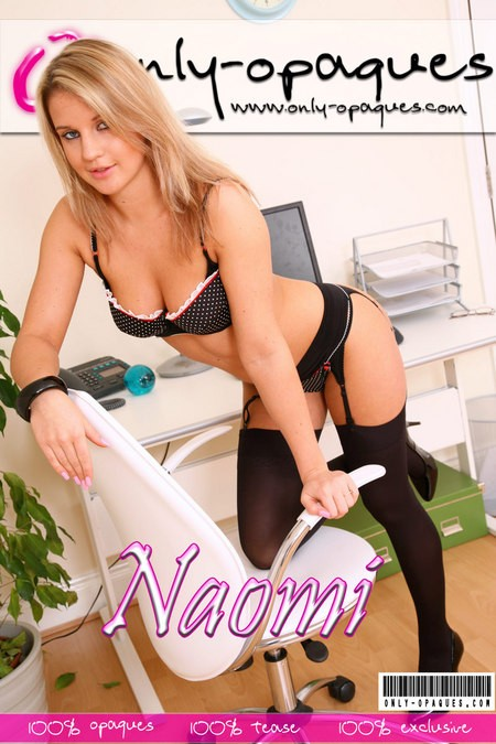 Naomi - for ONLY-OPAQUES COVERS