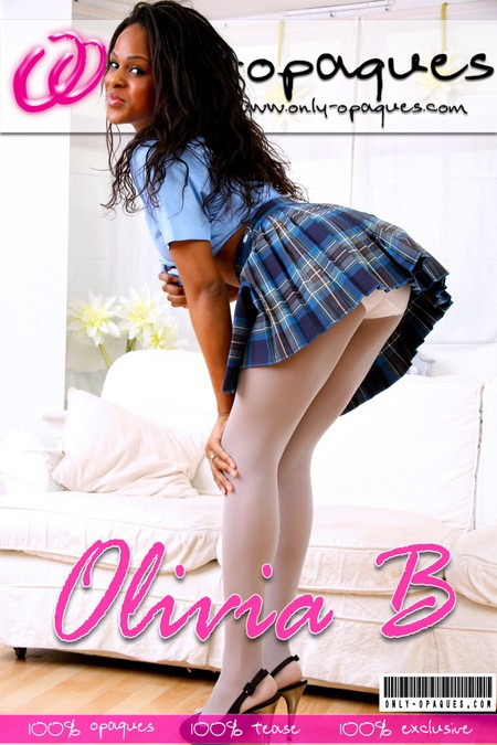 Olivia B - for ONLY-OPAQUES COVERS