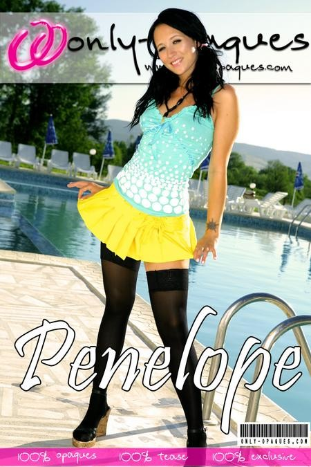Penelope - for ONLY-OPAQUES COVERS