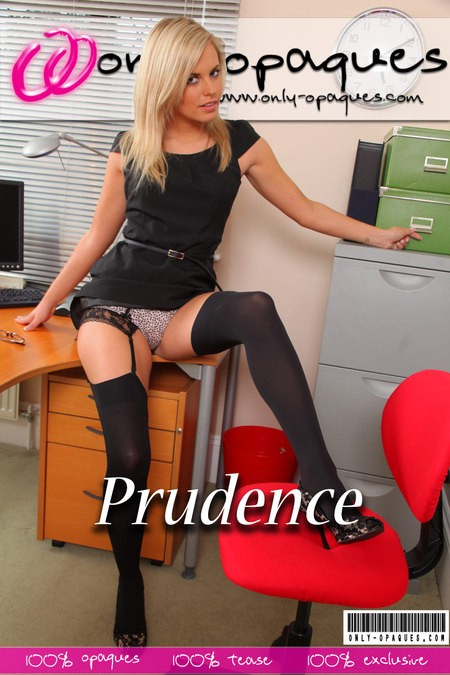 Prudence - for ONLY-OPAQUES COVERS