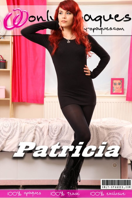 Patricia - for ONLY-OPAQUES COVERS