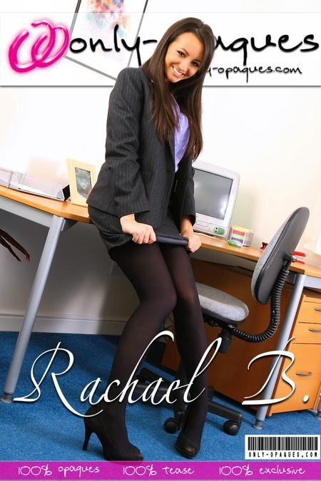 Rachael B - for ONLY-OPAQUES COVERS