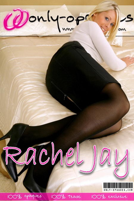 Rachel Jay - for ONLY-OPAQUES COVERS