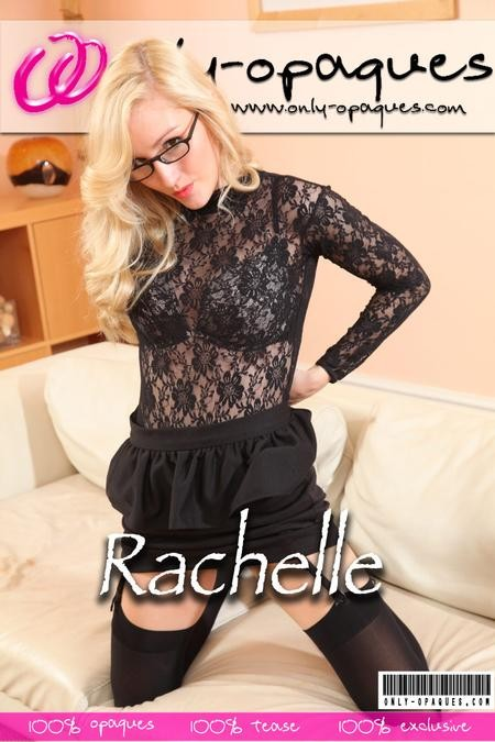 Rachelle - for ONLY-OPAQUES COVERS