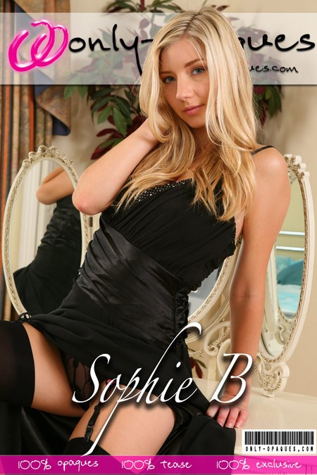 Sophie B - for ONLY-OPAQUES COVERS
