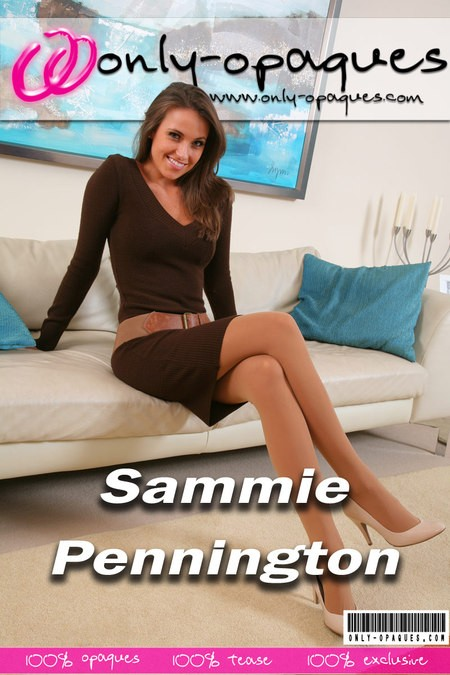 Sammie Pennington - for ONLY-OPAQUES COVERS