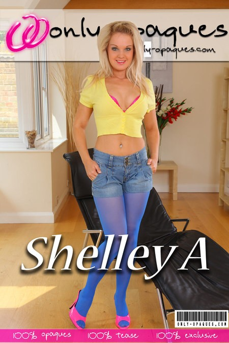 Shelley A - for ONLY-OPAQUES COVERS