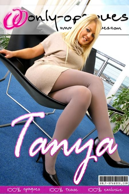 Tanya - for ONLY-OPAQUES COVERS