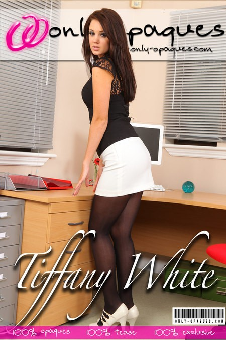 Tiffany White - for ONLY-OPAQUES COVERS