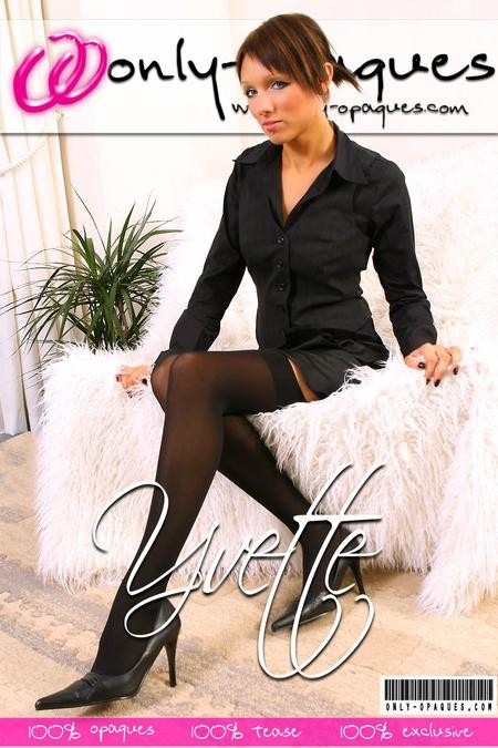 Yvette - for ONLY-OPAQUES COVERS