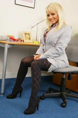 Hannah Claydon  from ONLY-OPAQUES
