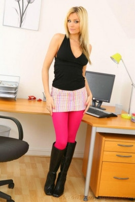 Natasha Marley  from ONLY-OPAQUES