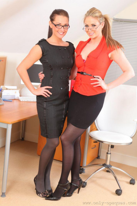 Daisy Watts & Leah F - `Daisy Watts` - for ONLY-OPAQUES