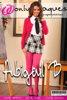 Abigail B  from ONLY-OPAQUES