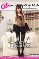 Helen G gallery from ONLY-OPAQUES