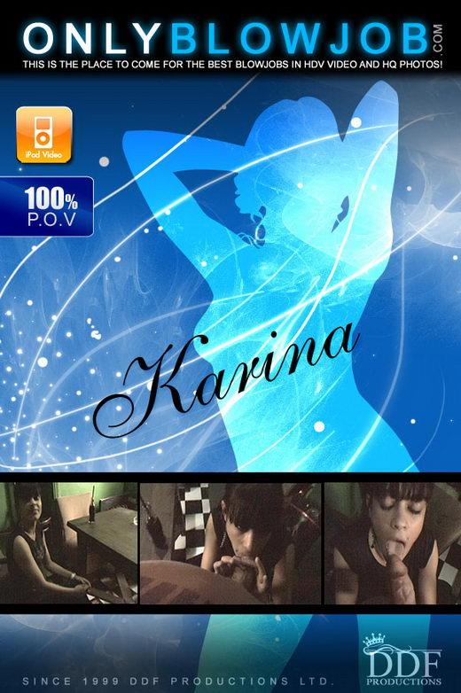 Karina - for ONLYBLOWJOB