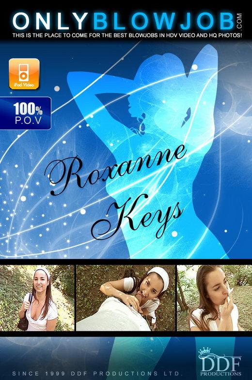 Roxanne Keys - for ONLYBLOWJOB