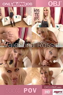 Valentina Rossini in Give her the Gift of Sperm! video from ONLYBLOWJOB