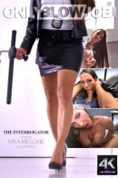 The Interrogator: Busty Cop Sucks Her Prisoner