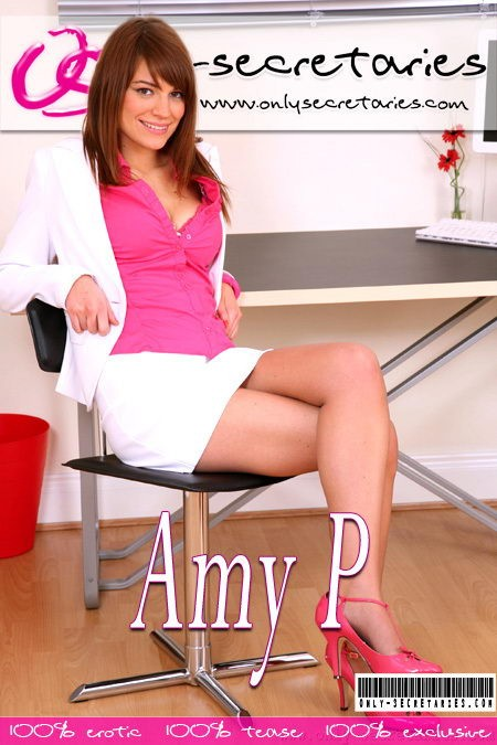 Amy P - for ONLYSECRETARIES COVERS