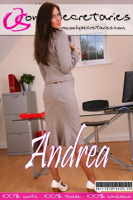 Andrea - for ONLYSECRETARIES COVERS