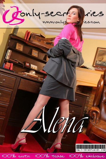 Alena - for ONLYSECRETARIES COVERS