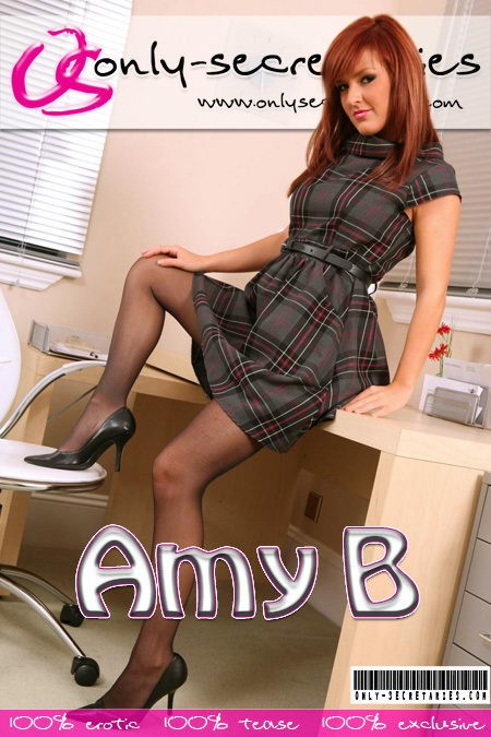 Amy B - for ONLYSECRETARIES COVERS