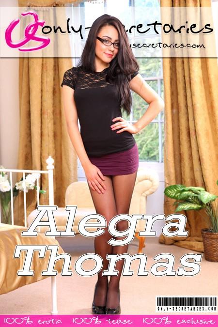 Alegra Thomas - for ONLYSECRETARIES COVERS