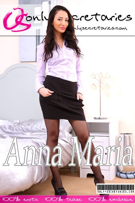 Anna Maria - for ONLYSECRETARIES COVERS
