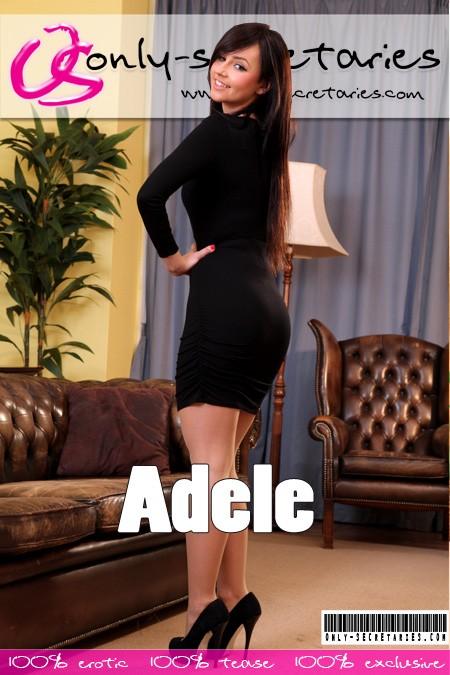 Adele - for ONLYSECRETARIES COVERS
