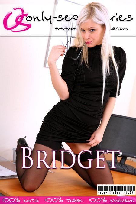 Bridget - for ONLYSECRETARIES COVERS