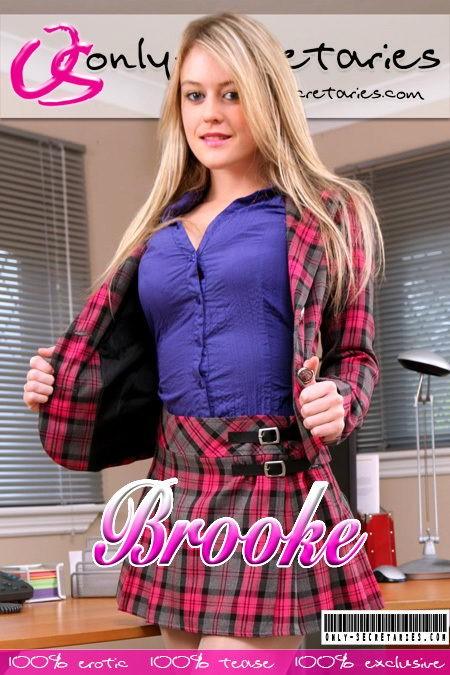 Brooke G - for ONLYSECRETARIES COVERS