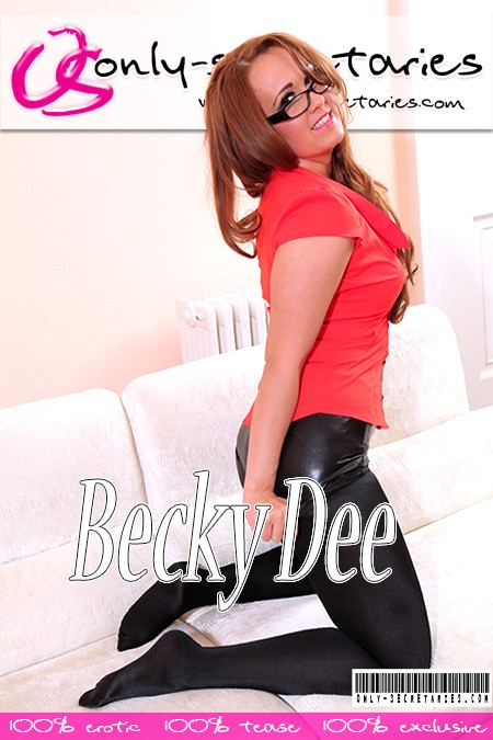 Becky Dee - for ONLYSECRETARIES COVERS