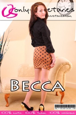Becca  from ONLYSECRETARIES COVERS