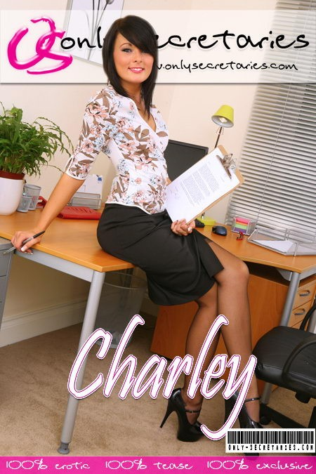Charley - for ONLYSECRETARIES COVERS