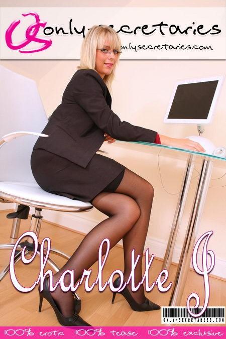 Charlotte J - for ONLYSECRETARIES COVERS