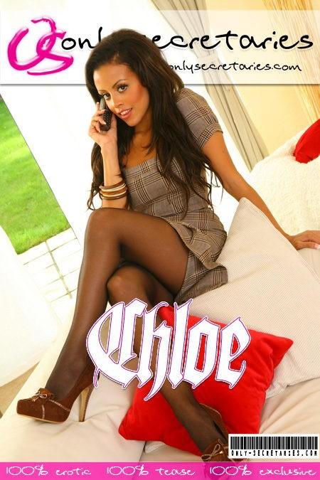 Chloe - for ONLYSECRETARIES COVERS