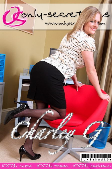 Charley G - for ONLYSECRETARIES COVERS