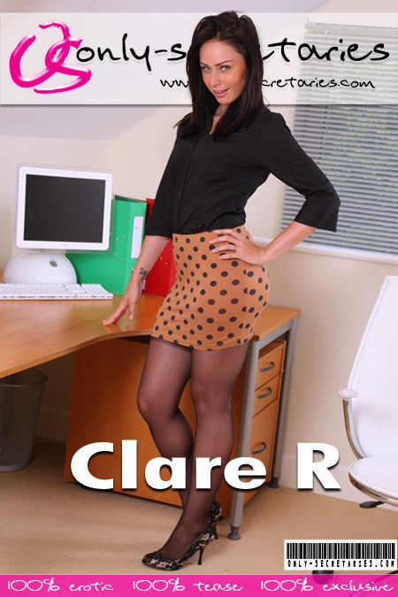 Clare R - for ONLYSECRETARIES COVERS