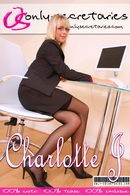 Charlotte J in  gallery from ONLYSECRETARIES COVERS
