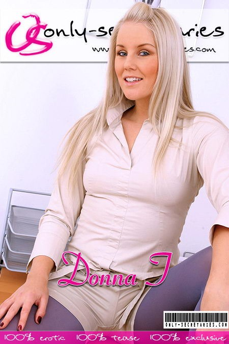 Donna T - for ONLYSECRETARIES COVERS