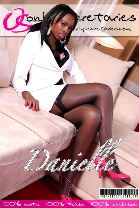 Danielle - for ONLYSECRETARIES COVERS