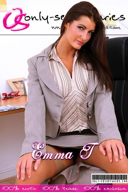 Emma T - for ONLYSECRETARIES COVERS