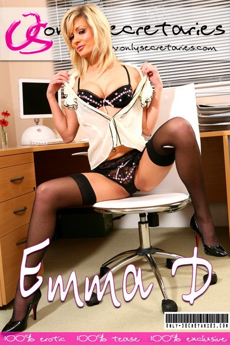 Emma D - for ONLYSECRETARIES COVERS