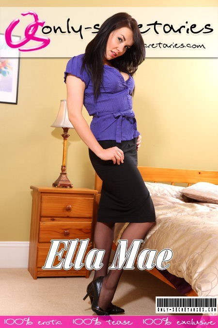 Ella-Mae - for ONLYSECRETARIES COVERS