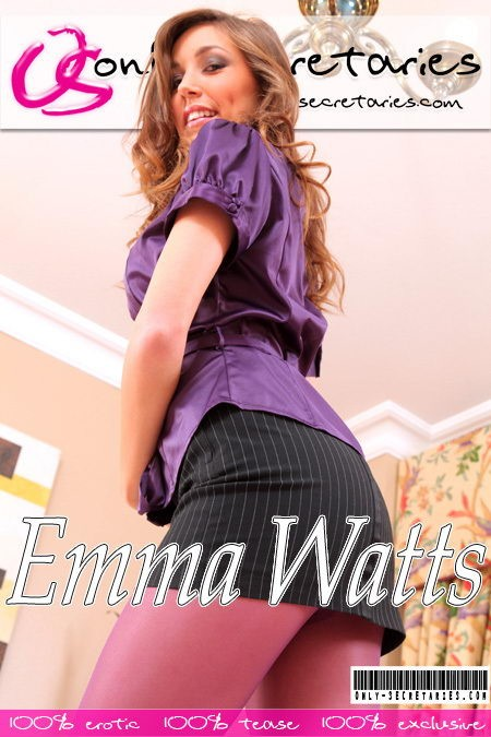 Emma Watts - for ONLYSECRETARIES COVERS