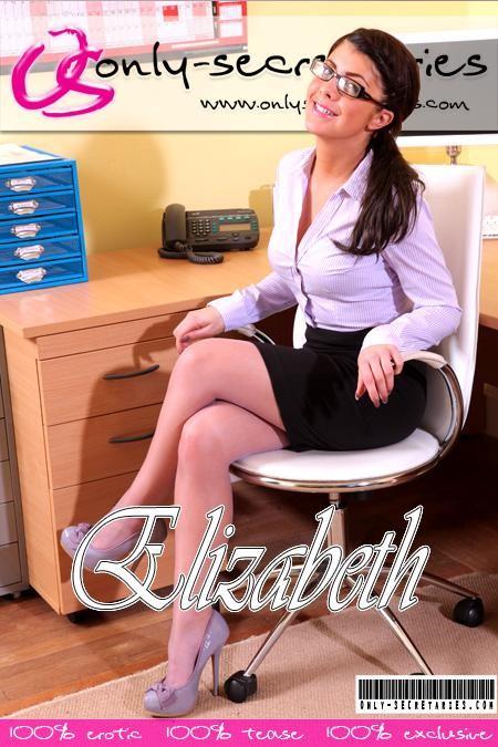 Elizabeth - for ONLYSECRETARIES COVERS